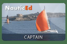 NauticEd Captain Rank Card