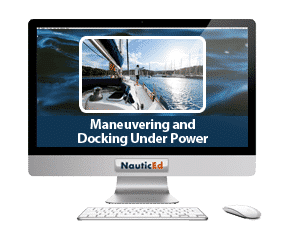 Maneuvering Under Power Clinic